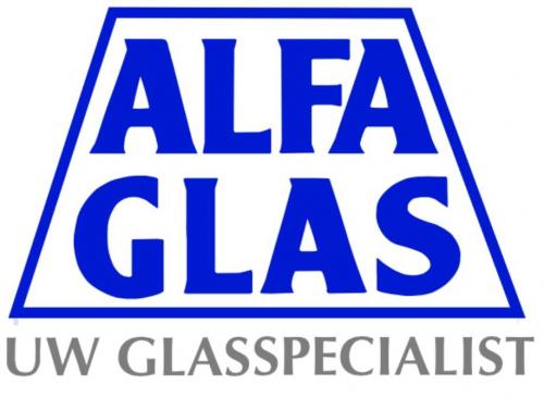 Logo Alfa Glas - Uw glasspecialist